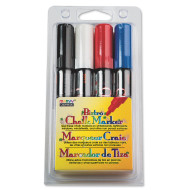 Marvy Bistro Chalk Markers, Basic (set of 4)