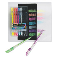 Gel Xtreme Pastel Roller Pens (set of 7)