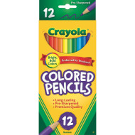 Crayola® Colored Pencils  (box of 12)