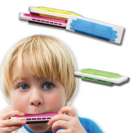 Mini Harmonicas (pack of 12)
