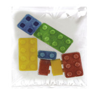 Candy Construction Blocks Grab Bags (case of 144)