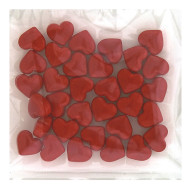 Red Candy Hearts Grab Bags (case of 144)