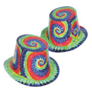 Tie-Dyed Hi-Hats (pack of 25)