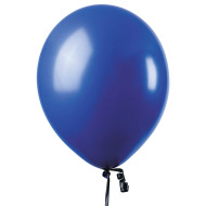 "11"" Jeweltone Balloons, Sapphire Blue (bag of 100)"