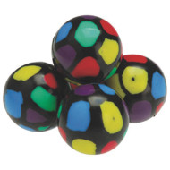 Mosaic High Bounce Balls (pack of 12)
