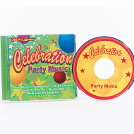 Celebration Party Music CD