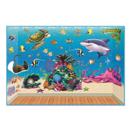 Under the Sea Insta-Theme Easy Pack (pack of 5)