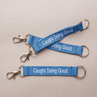 Caught Doing Good Lanyard Key Chains (pack of 12)