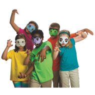 Monster Party Masks (set of 5)