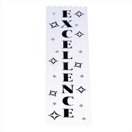 Excellence Award Ribbon  (pack of 12)