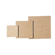 "Masonite Fiberboards 4-1/2""  (pack of 12)"