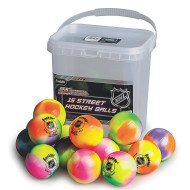 Franklin® Extreme Hockey Balls (bucket of 15)