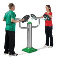 Shoulder Outdoor Exercise Station