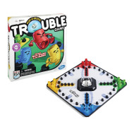 POP-O-MATIC® Trouble® Game by Hasbro - Milton Bradley