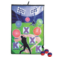 Baseball Hanging Toss Game
