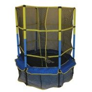 Mini Enclosed Kids Trampoline