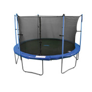 Enclosed Trampoline, 14