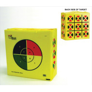 Tuffblock Yellow Archery Game Target
