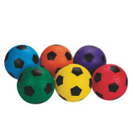 Gripper Soccer Balls (set of 6)