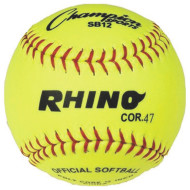 "Rhino® Softball, 12"" (pack of 6)"