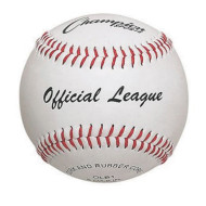 Official League Leather OLB1 Baseballs, Dozen (dozen)