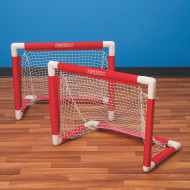 Mini PVC Hockey Goal Set (set of 2)