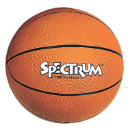 Mini Spectrum™ Rubber Basketball