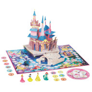 Pop-Up Magic Princess Castle Game