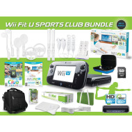 Wii™ Fit U Sports Club Pack