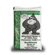 Granular Cellulose Absorbent 25lb. Bag