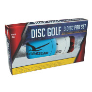 Disc Golf Disc Set (set of 3)