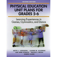 PE Unit Plans for Grade 5 to 6 Book
