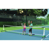 Roll-A-Net Mobile Kids Tennis Net