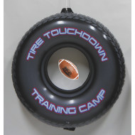 Tire Touchdown Toss