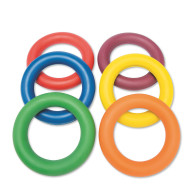 Rubber Deck Rings  (set of 12)