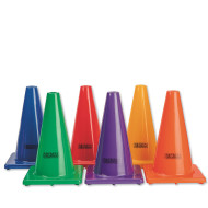 "12"" Spectrum™ Poly Cones  (set of 6)"