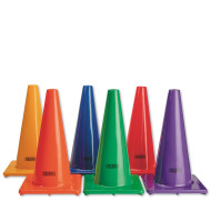 "18"" Spectrum™ Poly Cones  (set of 6)"