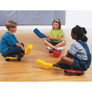 Softee Scooter Hockey Set (set of 12)