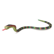 Wiggly Wood Cobra Snake (pack of 6)