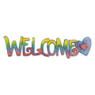 Welcome Sign (pack of 6)