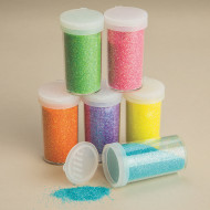 Color Splash!® Glitter Pack, Specialty Colors (set of 6)