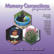 Memory Connections Book: Dogs, Hats, and Flowers