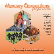 Memory Connections Book: Halloween, Thanksgiving, and Football
