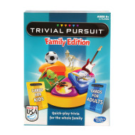Trivial Pursuit All Ages Family Edition