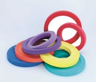Foam Ring Toss Set  (set of 12)