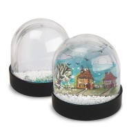 Color-Me™ Snow Globes (makes 12)