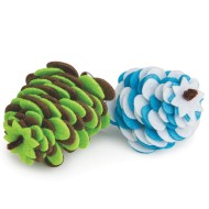 Felt Pinecone Craft Kit (makes 24)