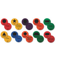Shape Spots Set (set of 10)