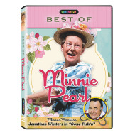 The Best of Minnie Pearl DVD