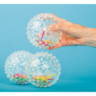 Rainbow Pellet Balls (set of 3)